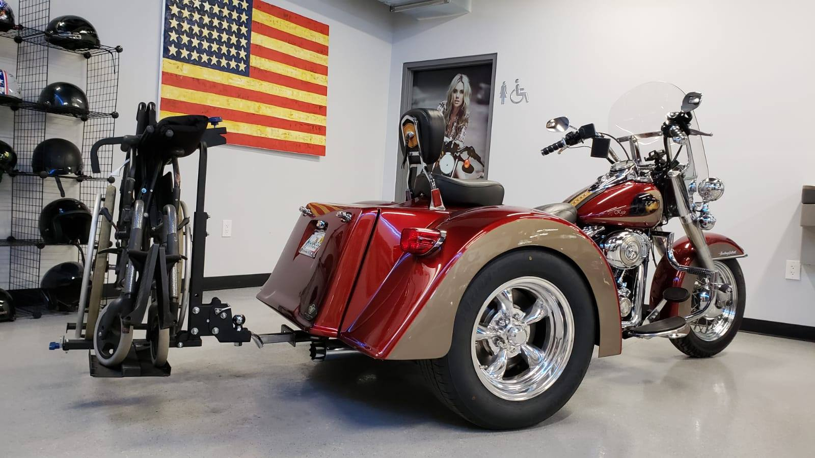 Custom Trike from Haus of Trikes & Bikes